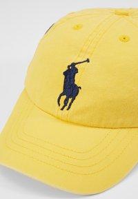 Polo Ralph Lauren - BIG APPAREL HAT - Lippalakki - chrome yellow - 2