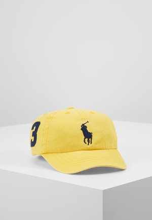 BIG APPAREL HAT - Lippalakki - chrome yellow