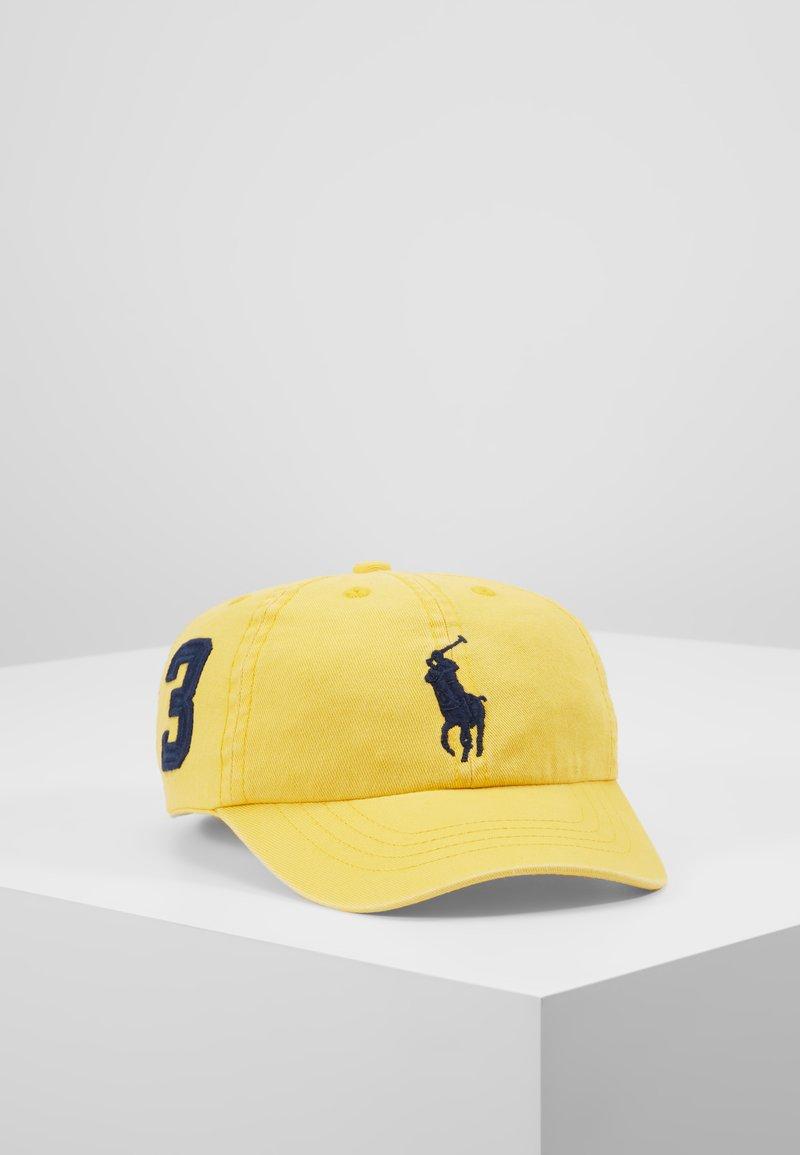 Polo Ralph Lauren - BIG APPAREL HAT - Kšiltovka - chrome yellow