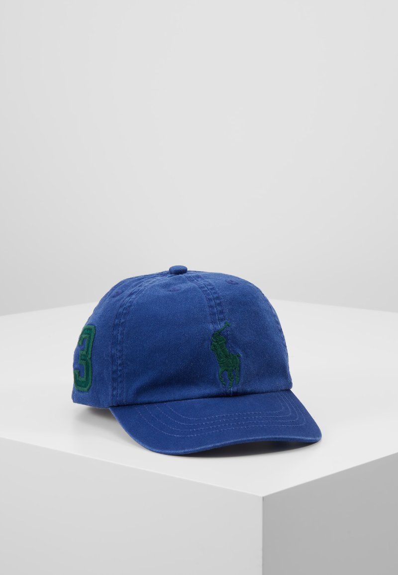 Polo Ralph Lauren - BIG APPAREL HAT - Cap - blue yacht