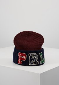 Polo Ralph Lauren - PATCH APPAREL HAT - Muts - navy - 0