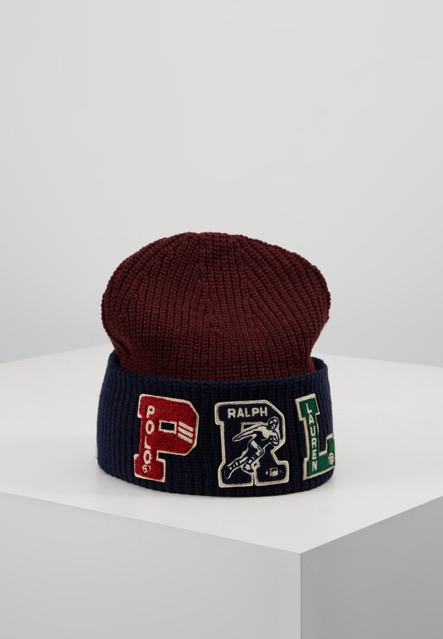 PATCH APPAREL HAT - Muts - navy