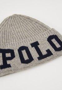 Polo Ralph Lauren - HAT APPAREL ACCESSORIES - Mössa - grey - 2
