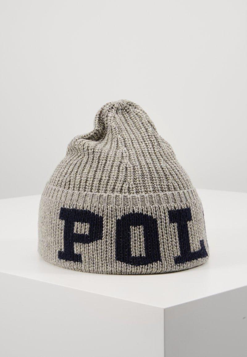 Polo Ralph Lauren - HAT APPAREL ACCESSORIES - Mössa - grey