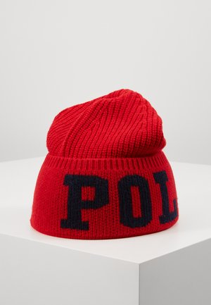 HAT APPAREL ACCESSORIES - Gorro - ralph red