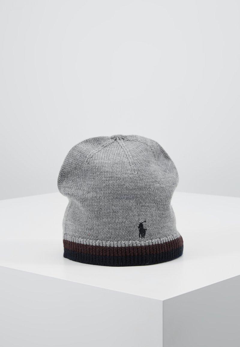 Polo Ralph Lauren - HAT APPAREL - Czapka - dark sport heather