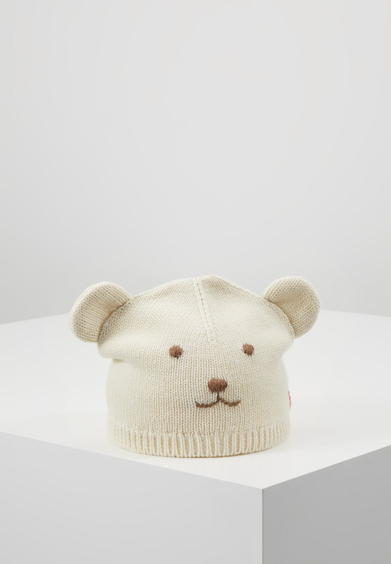 Polo Ralph Lauren - BEAR HAT - Bonnet - chic cream