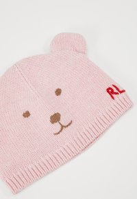 Polo Ralph Lauren - BEAR HAT - Mütze - french pink - 2