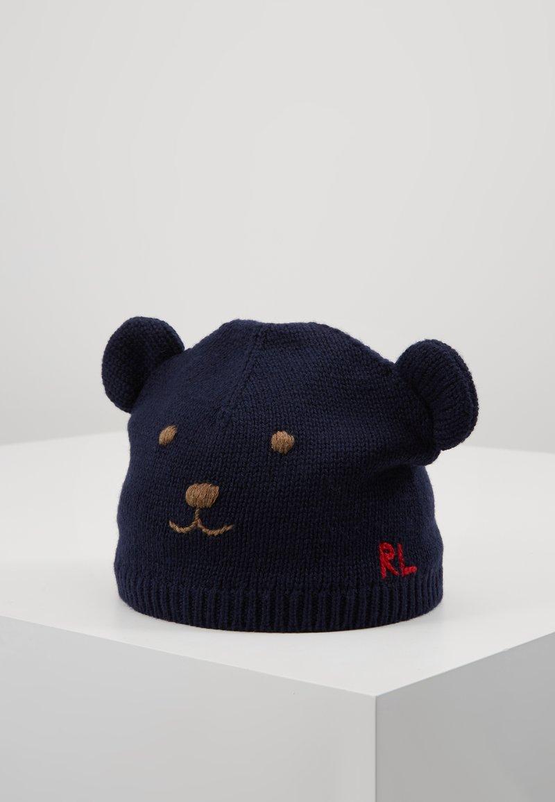 Polo Ralph Lauren - BEAR HAT - Mössa - hunter navy