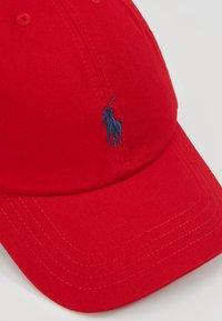 Polo Ralph Lauren - HAT - Czapka z daszkiem - red - 2