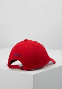 Polo Ralph Lauren - HAT - Czapka z daszkiem - red - 3