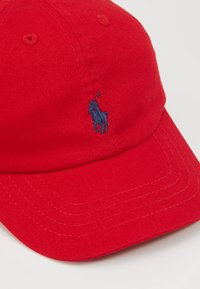 Polo Ralph Lauren - CLSC CAP-APPAREL ACCESSORIES-HAT - Cappellino - red - 2