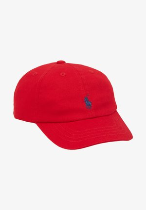 CLSC CAP-APPAREL ACCESSORIES-HAT - Pet - red