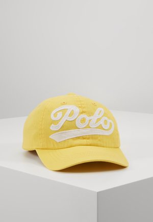 APPAREL ACCESSORIES HAT - Czapka z daszkiem - signal yellow