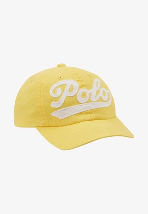 APPAREL ACCESSORIES HAT - Kšiltovka - signal yellow