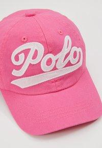 Polo Ralph Lauren - APPAREL ACCESSORIES HAT - Cappellino - baja pink - 2