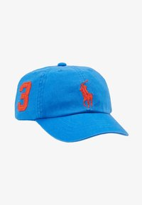 Polo Ralph Lauren - BIG APPAREL ACCESSORIES HAT - Cappellino - colby blue - 1