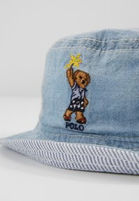 Polo Ralph Lauren - BUCK APPAREL ACCESSORIES HAT - Hat - blue - 3