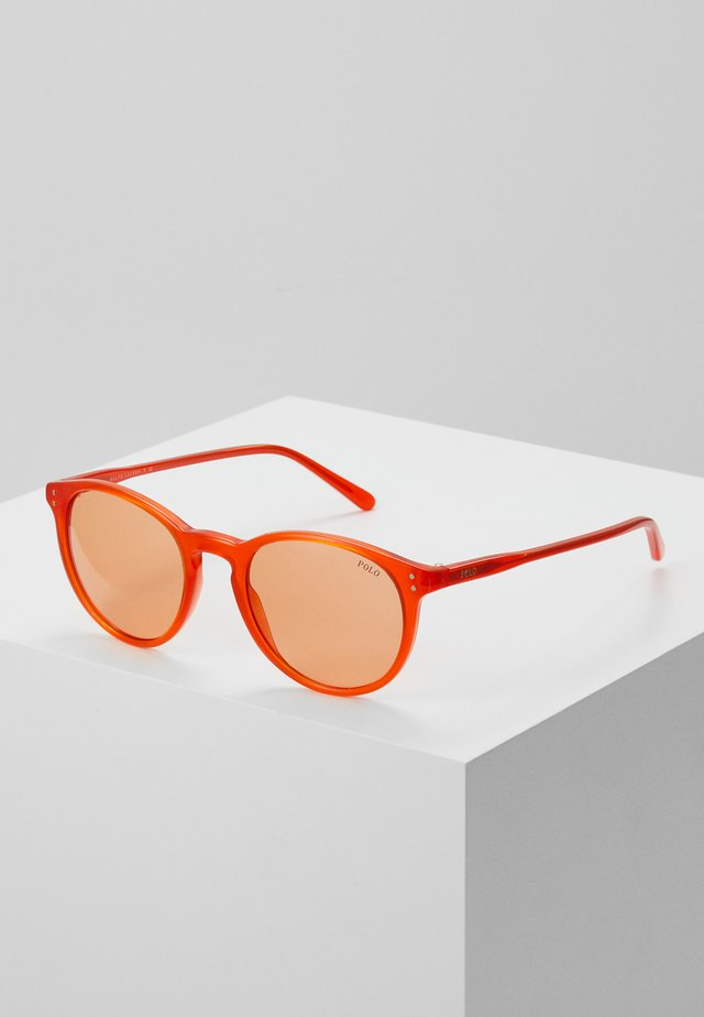 Sunglasses - opaline orange
