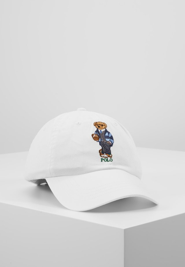 HAT - Cap - white
