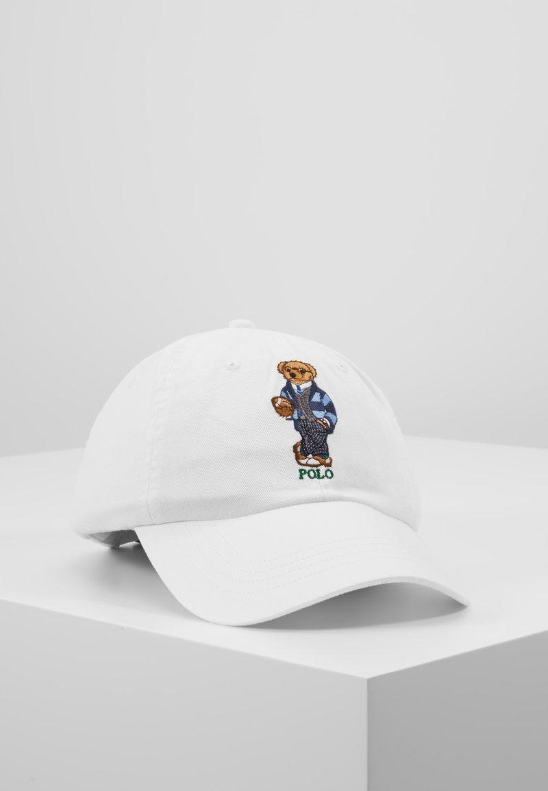 Polo Ralph Lauren - HAT - Gorra - white