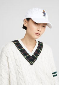 Polo Ralph Lauren - HAT - Gorra - white - 4