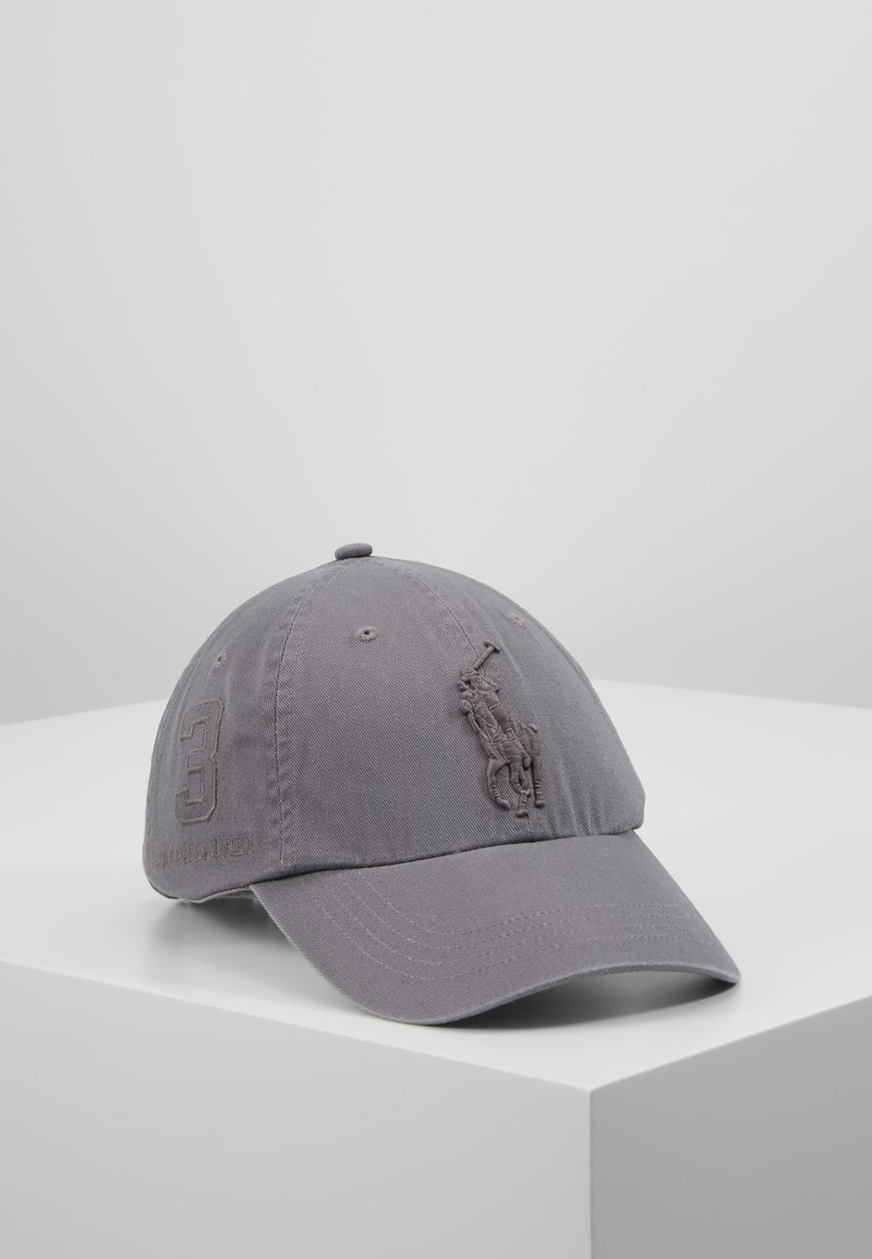 Polo Ralph Lauren - UNISEX - Czapka z daszkiem - perfect grey
