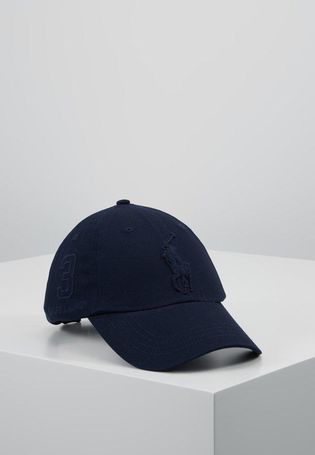 Cap - aviator navy