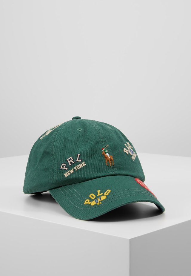 Gorra - washed forest