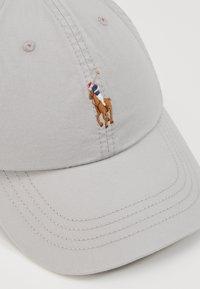 Polo Ralph Lauren - CLASSIC SPORT  - Kšiltovka - channel grey - 2