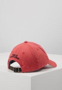 Polo Ralph Lauren - CLASSIC SPORT  - Kšiltovka - nantucket red - 3