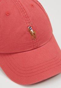 Polo Ralph Lauren - CLASSIC SPORT  - Kšiltovka - nantucket red - 2