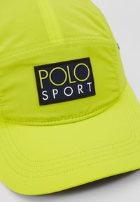 Polo Ralph Lauren - 5 PANEL GEAR  - Casquette - neon yellow