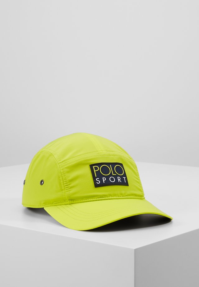 5 PANEL GEAR  - Keps - neon yellow