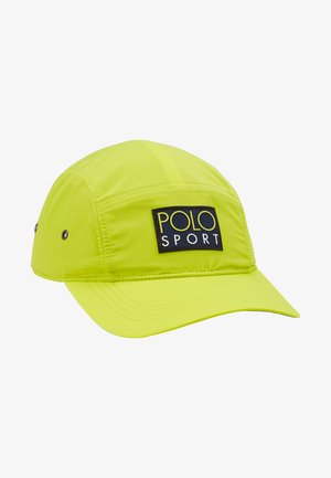 5 PANEL GEAR  - Gorra - neon yellow