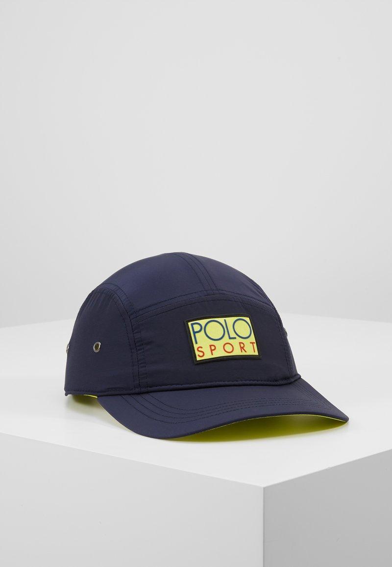 Polo Ralph Lauren - 5 PANEL GEAR  - Casquette - newport navy