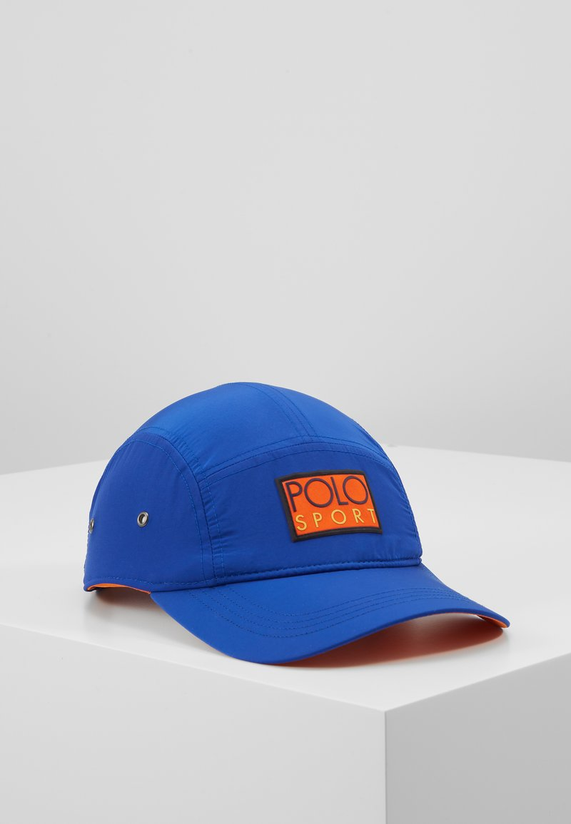 Polo Ralph Lauren - 5 PANEL GEAR  - Pet - rugby royal