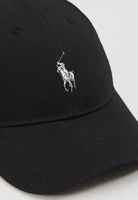 Polo Ralph Lauren - BASELINE CAP - Kšiltovka - black - 2