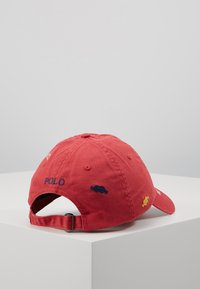 Polo Ralph Lauren - CLASSIC SPORT CAP SMALL - Cap - red