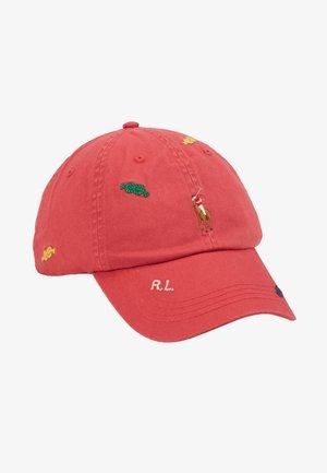 CLASSIC SPORT CAP SMALL - Cappellino - red