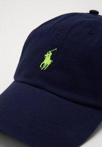 Polo Ralph Lauren - Caps - navy/neon - 5