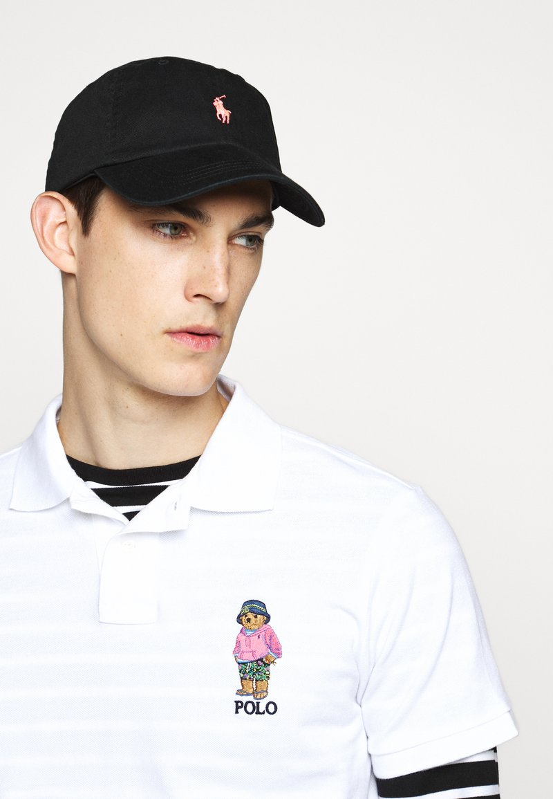 Polo Ralph Lauren - Cap -  black/neon