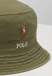 Polo Ralph Lauren - Chapeau - army olive - 2