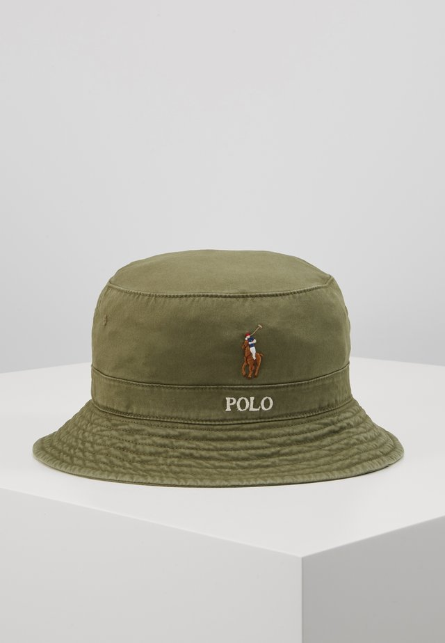 Hoed - army olive