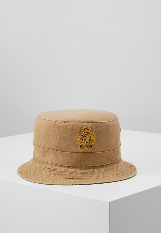 BUCKET CAP - Hut - luxury tan