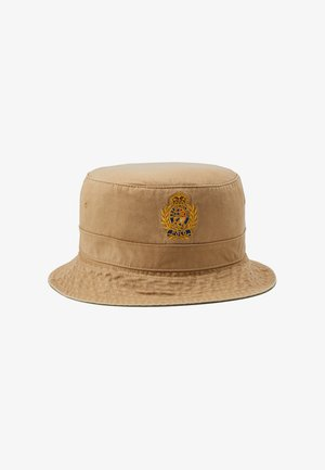 BUCKET CAP - Klobouk - luxury tan