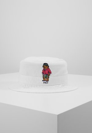 NEW BOND CHINO BUCKET - Hat - white