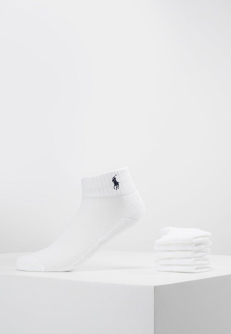 Polo Ralph Lauren - POLY BLEND SOLE 6 ACK - Socken - white