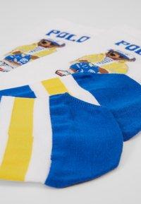 Polo Ralph Lauren - BEAR SOCKS SINGLE - Calze - white - 2