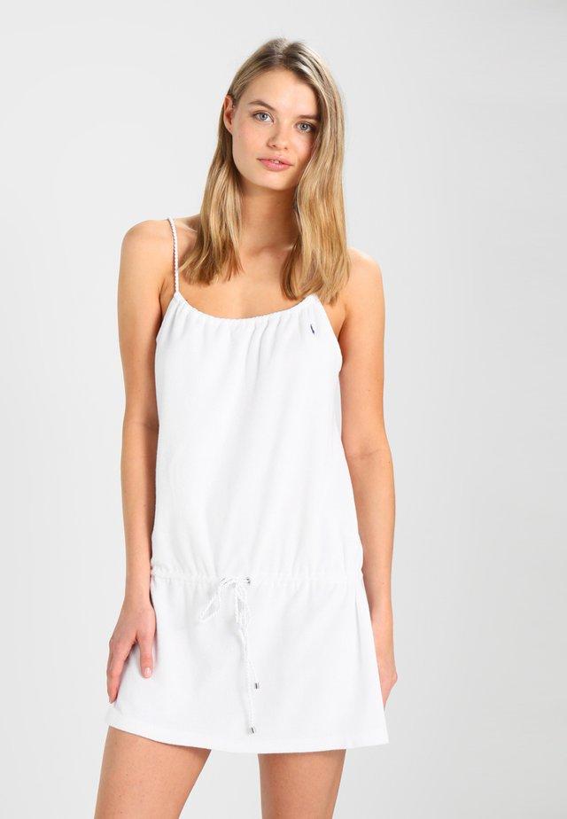 ROPE DRESS - Strandaccessoire - white